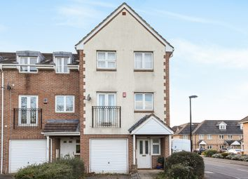 Thumbnail 3 bed town house for sale in Old School Place, Waddon, Croydon