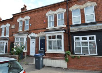 Thumbnail 2 bed terraced house to rent in Bond Street, Stirchley, Birmingham