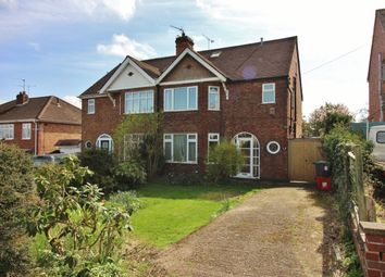 Thumbnail 4 bed semi-detached house to rent in Crackley Hill, Coventry Road, Kenilworth