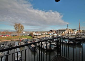 Thumbnail 2 bed flat for sale in Venture Court, Canal Road, Gravesend