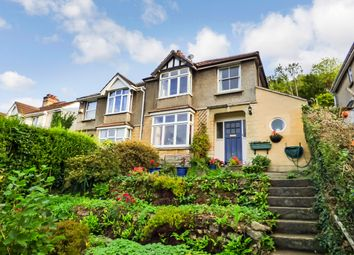 Thumbnail 3 bed semi-detached house for sale in St. Georges Hill, Bathampton, Bath