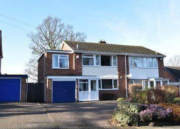 Thumbnail 4 bed semi-detached house for sale in Woodlands Park Road, Kings Norton, Birmingham