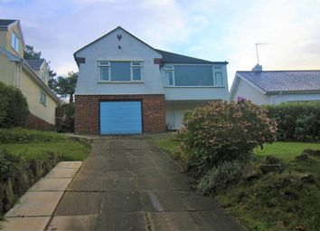 Thumbnail 3 bed detached bungalow for sale in Greenfield Lane, Heswall, Wirral