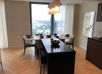 Thumbnail 3 bed flat for sale in 69.01 The Landmark Pinnacle, Westferry Road, Isle Of Dogs, London