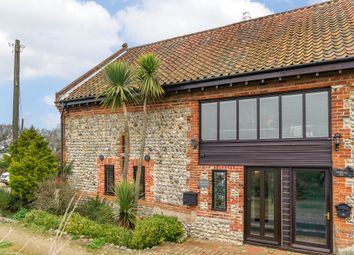 Thumbnail 3 bed semi-detached house for sale in Main Road, Sidestrand, Cromer