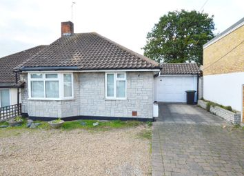 Thumbnail 2 bed semi-detached bungalow for sale in Tudor Road, Eastwood, Leigh On Sea, Essex