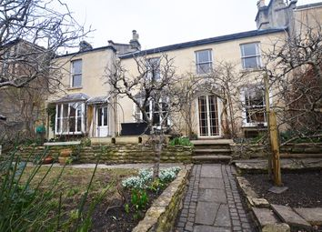 Thumbnail 3 bed terraced house for sale in Clarendon Road, Bath