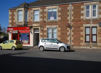Thumbnail 1 bed flat for sale in Springvale Street, Saltcoats
