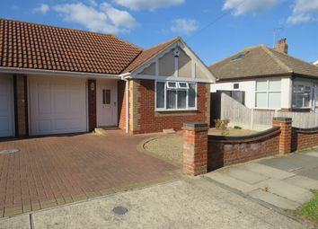 Thumbnail 2 bed semi-detached bungalow for sale in Madeira Road, Holland-On-Sea, Clacton-On-Sea