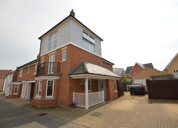 Thumbnail 4 bed link-detached house for sale in Pattinson Walk, Great Horkesley, Colchester