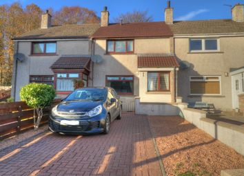 Thumbnail 2 bed terraced house for sale in Hill Road, Hillside, Montrose