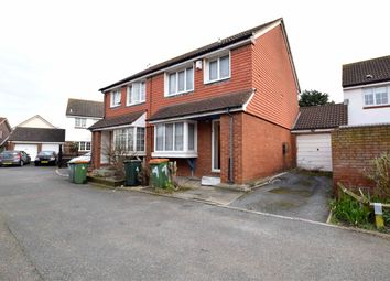 3 bed semi-detached house to rent in Vanbrugh Close, Beckton, London E16