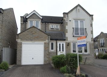 Thumbnail 4 bed detached house to rent in Stoneleigh Court, Scholes, Cleckheaton