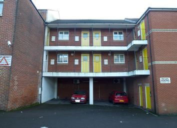 Thumbnail 1 bed flat to rent in Oakbank Road, Woolston, Southampton