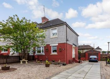 Thumbnail 3 bed end terrace house for sale in Dechmont Avenue, Motherwell, North Lanarkshire