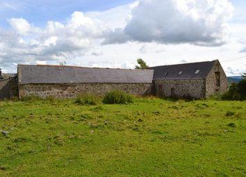 Thumbnail Land for sale in Clackbrake Steading, Craigellachie