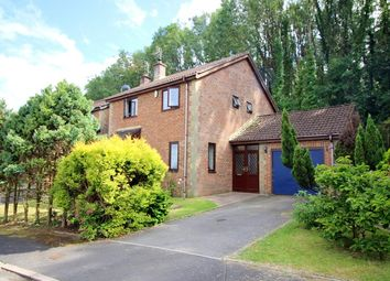 Thumbnail 3 bed detached house for sale in Lark Rise, Brackla, Bridgend County.