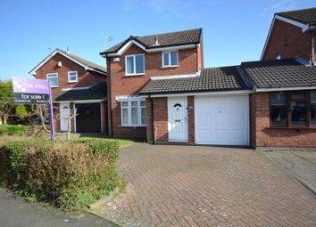 Thumbnail 3 bed link-detached house for sale in Ennerdale Road, Tyldesley, Manchester