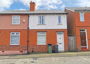 Thumbnail 2 bed semi-detached house for sale in Goldicroft Road, Wednesbury, West Midlands