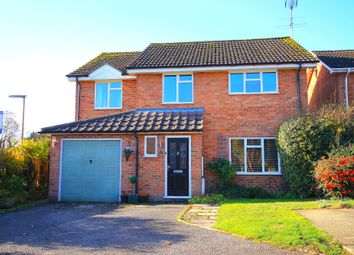 Thumbnail 5 bed detached house for sale in Oldbury Close, Frimley, Camberley