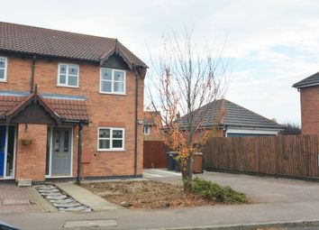 Thumbnail 3 bed semi-detached house to rent in Freswick Close, Hinckley, Leicestershire