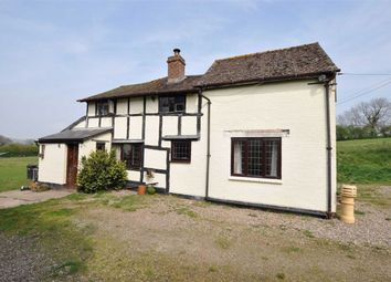 Thumbnail 3 bed detached house for sale in Aylescroft, Bosbury, Ledbury