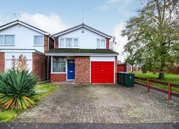 Thumbnail 3 bed detached house for sale in Poitiers Road, Coventry