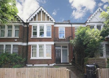 Thumbnail 4 bed flat to rent in Anfield Close, Weir Road, London