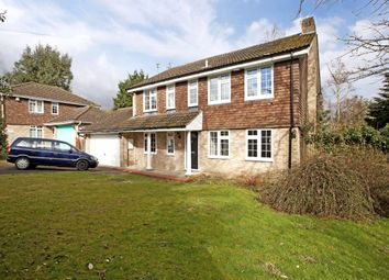 Thumbnail 5 bedroom detached house to rent in The Binghams, Maidenhead