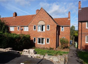 Thumbnail 3 bed semi-detached house for sale in Walgrove Avenue, Boythorpe, Chesterfield