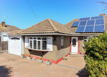 Thumbnail 3 bed semi-detached bungalow for sale in Copford Avenue, Rayleigh