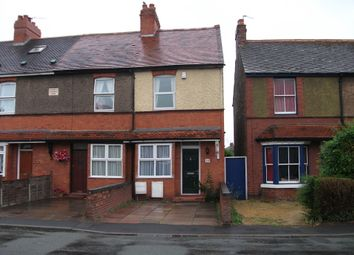 Thumbnail 3 bed terraced house to rent in Orleton Lane, Wellington, Telford