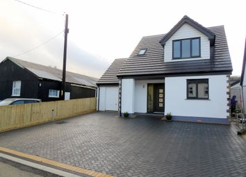 Thumbnail 3 bed detached bungalow for sale in Bolitho Rise, Kelly Bray, Callington