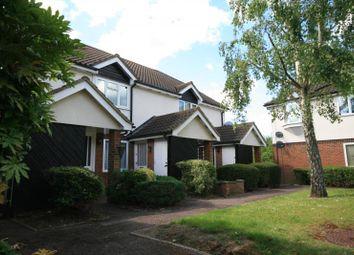 Thumbnail 1 bedroom maisonette to rent in Hazel Gardens, Sawbridgeworth, Herts