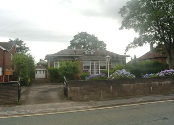 Thumbnail 5 bed detached bungalow for sale in St. Johns Road, Huyton, Liverpool