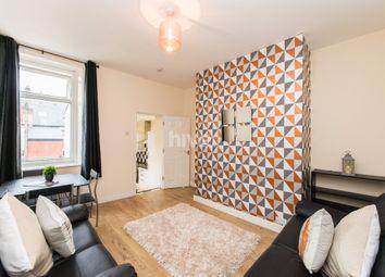 Thumbnail 3 bed flat to rent in Meldon Terrace, Heaton, Newcastle Upon Tyne