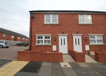 Thumbnail 2 bed semi-detached house for sale in Levens Drive, Carlisle, Cumbria