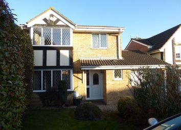 Thumbnail 4 bedroom detached house for sale in Ellan Hay Road, Bradley Stoke, Bristol