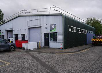 Thumbnail Light industrial to let in Block 2, Unit 3 (Unit 15), West Telferton Industrial Estate, Edinburgh, City Of Edinburgh
