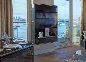 Thumbnail 2 bedroom flat for sale in Waterfront 2, Royal Arsenal Riverside, Duke Of Wellington Avenue, Woolwich, London