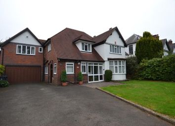 Thumbnail 6 bed detached house for sale in Moor Green Lane, Moseley, Birmingham