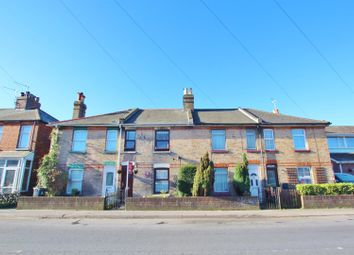 Thumbnail 2 bed terraced house for sale in Fairmile Road, Christchurch