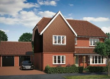 "Thumbnail 4 bedroom property for sale in ""The Caldwick"" at Blunsdon, Swindon"