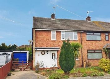 Thumbnail 3 bed semi-detached house for sale in Newland Close, Toton, Nottingham