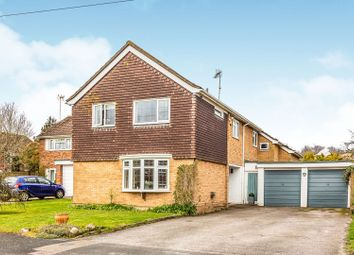 Thumbnail 5 bedroom detached house for sale in Camberry Close, Basingstoke