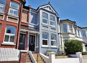 Thumbnail 3 bed terraced house for sale in Prinsep Road, Hove