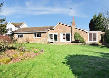Thumbnail 4 bed detached bungalow for sale in Court Farm Close, Piddinghoe, Newhaven, East Sussex