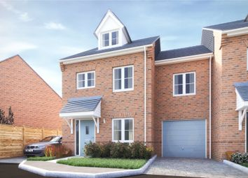 Thumbnail 4 bed semi-detached house for sale in Pembers Hill Park, Mortimers Lane, Fair Oak, Eastleigh