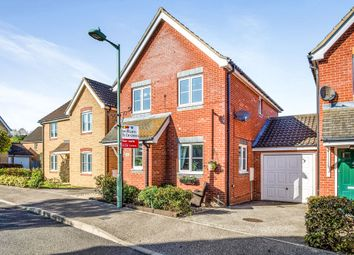3 bed detached house for sale in Hubbards Close, Saxmundham IP17
