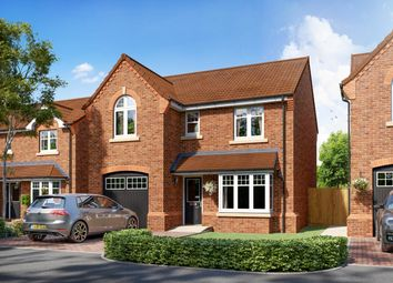 "Thumbnail 4 bed detached house for sale in ""Plot 84 - The Windsor"" at London Road, Retford"